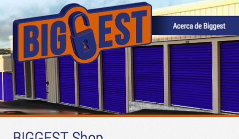 Biggest Self Storage